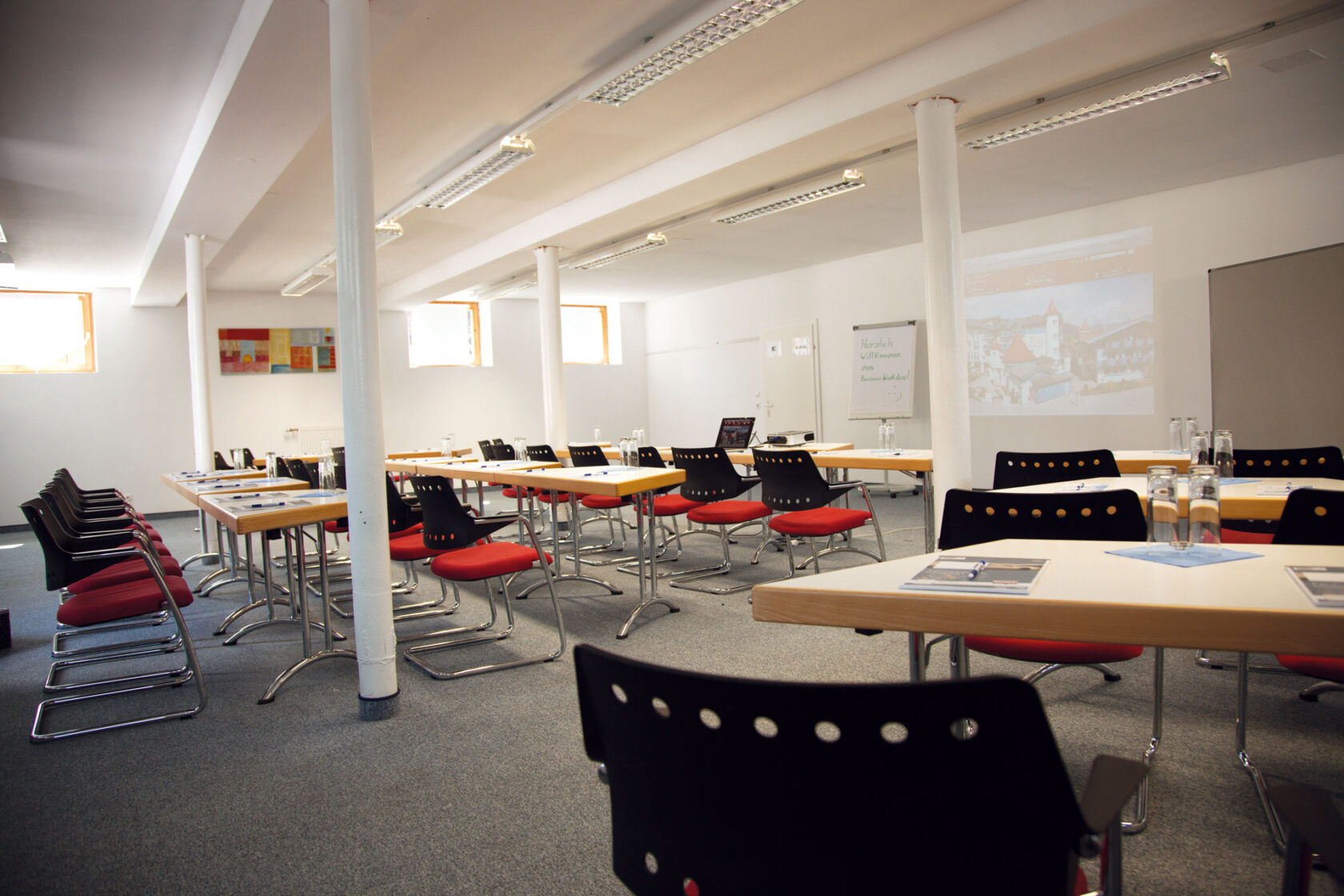 Seminarraum Stadl im Seminarhotel