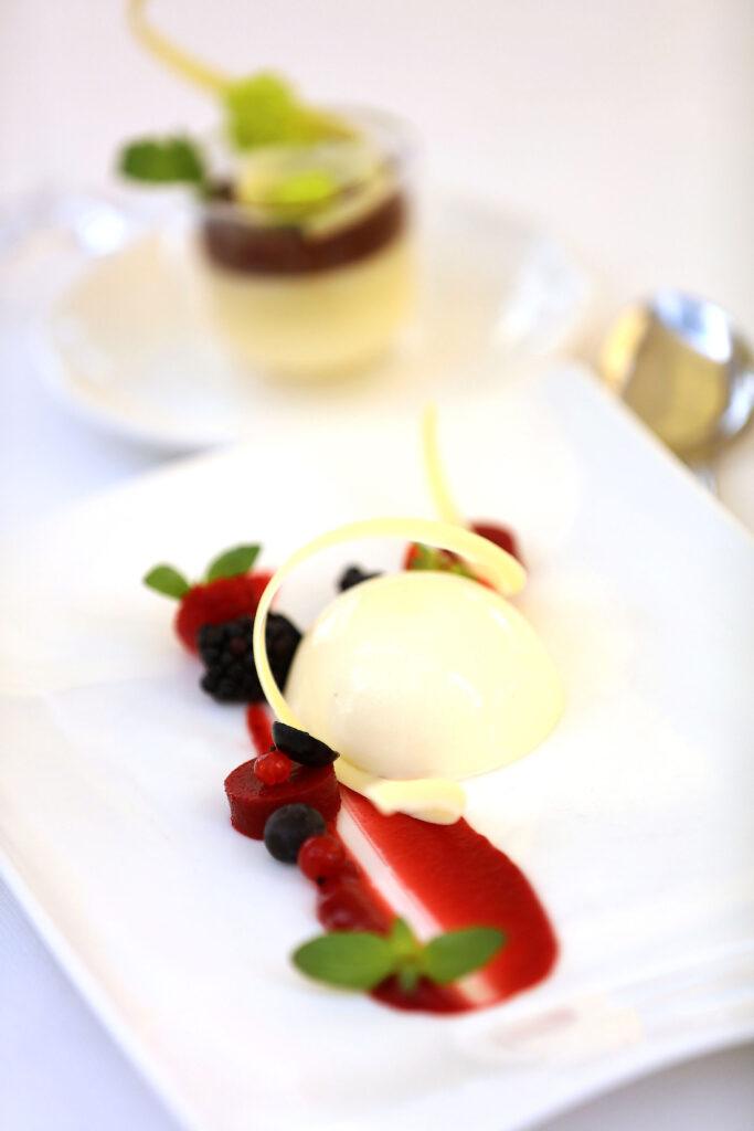 Dessert als kulinarisches Highlight