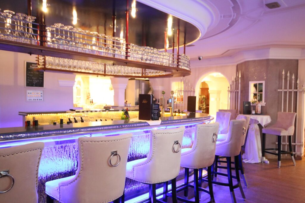 Bar im Seminarhotel Lacknerhof
